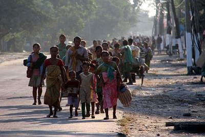 असम परिषद विस्थापित संथालों, बोडो व मुसलमानों का करेगी पुनर्वास