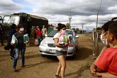 चिली में कोरोना के 1,152 मामले, 82 मौतें