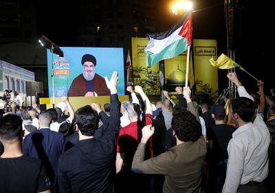 इजराइल के साथ किसी भी युद्ध के लिए पूरी तरह तैयार : हिज्बुल्लाह