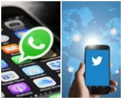 जाम्बिया ने मतदान के दिन व्हाट्सएप, ट्विटर पर प्रतिबंध लगाया