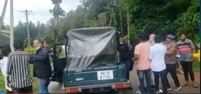 कर्नाटक में पर्यावरणविद् पर हमला, 2 गिरफ्तार