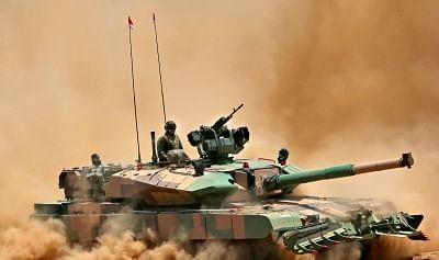 भारतीय सेना 7523 करोड़ रुपये में 118 अर्जुन एमके-1ए मुख्य युद्धक टैंक खरीदेगी