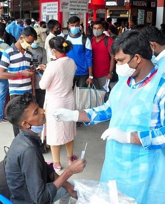 केरल में 15058 कोविड मामले सामने आए, टेस्ट पॉजिटिविटी रेट 16.39 प्रतिशत