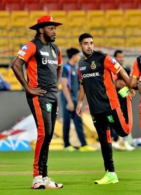 रॉयल्स ट्रॉफी के लिए बाकी टीम को चुनौती दे सकती है: शम्सी