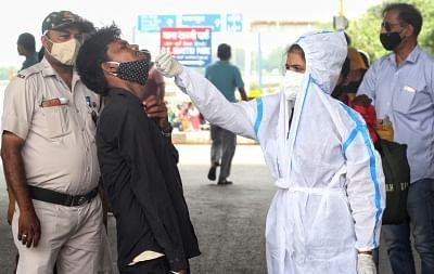 भारत में लगातार दूसरे दिन कोविड मामले 20 हजार से कम