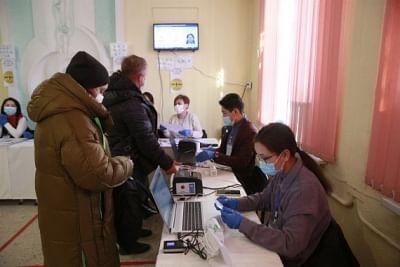 किर्गिस्तान में 75 पार्टियां लड़ेंगी संसदीय चुनाव