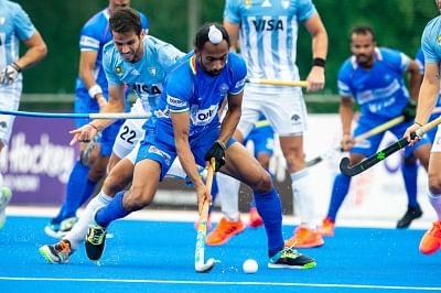 ओलंपिक में टीम के शानदार प्रदर्शन का मुख्य कारण एक संतुलित टीम होना था : हार्दिक सिंह