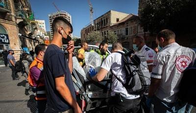 फिलिस्तीनी किशोर ने चाकू से 2 इजरायली नागरिकों को घायल किया