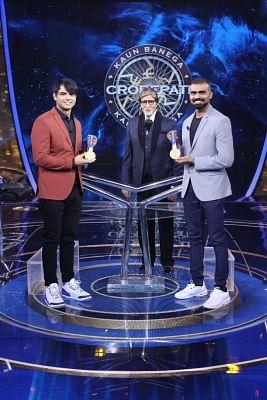 केबीसी13 पर नीरज चोपड़ा ने अपनी पसंदीदा खेल जेवलिन थ्रो को लेकर की बात