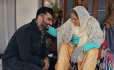 नीना गुप्ता, अर्जुन कपूर ने सरदार का ग्रैंडसन फिल्म की यादें साझा की