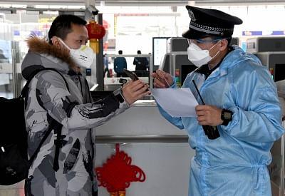 चीनी मुख्य भूमि पर कोरोना के 36 नए मामले