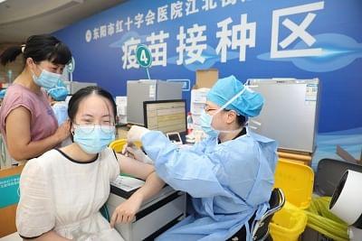 चीनी मुख्य भूमि में स्थानीय रूप से प्रसारित 50 नए कोरोना मामले