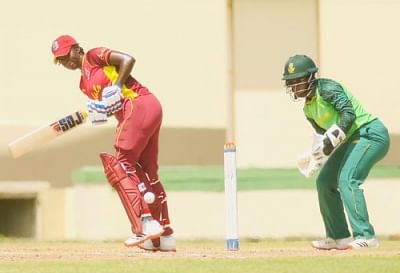 महिला क्रिकेट : विंडीज ने सुपर ओवर में द. अफ्रीका को हराया