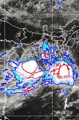 ओडिशा में भारी बारिश, छत्तीसगढ़ व मध्य प्रदेश के लिए भी अलर्ट जारी