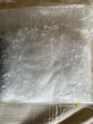गुजरात बंदरगाह पर जब्त हेरोइन आंध्र नहीं, दिल्ली पहुंचाई जानी थी : पुलिस