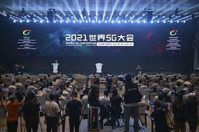 पेइचिंग में 2021 विश्व 5जी सम्मेलन उद्घाटित