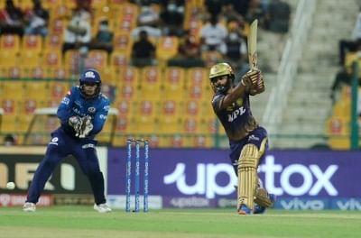 आईपीएल 2021 : कोलकाता नाइट राइडर्स ने मुंबई इडियंस को 7 विकेट से हराया (लीड-2)