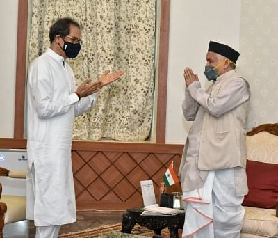 महाराष्ट्र: कोश्यारी-ठाकरे के बीच छिड़ा नया पत्र-युद्ध (लीड)
