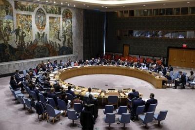 संयुक्त राष्ट्र सुरक्षा परिषद ने पीसकीपिंग ट्रांजिशन पर प्रस्ताव अपनाया