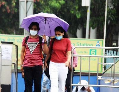 दिल्ली में सुबह की शुरूआत बारिश के साथ, अगले 3 दिनों तक हल्की बारिश के असार