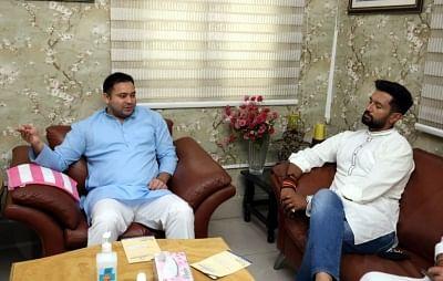 चिराग राजग में हैं और आगे भी रहेंगे : बिहार के मंत्री