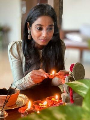 शिल्पा राव ने दादी के साथ गणेश चतुर्थी समारोह मनाने के पल को याद किया