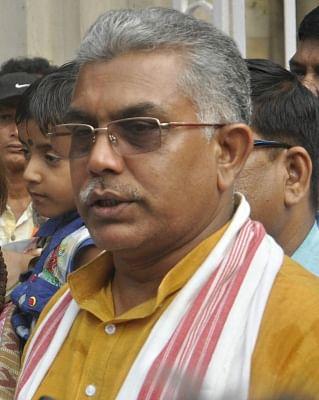 तृणमूल के लिए भाजपा छोड़ रहे विधायक प्रवासी पक्षियों जैसे : दिलीप घोष