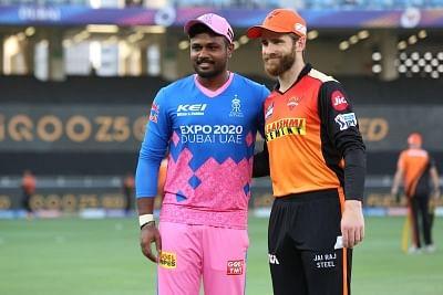 आईपीएल 2021 : राजस्थान का टॉस जीतकर पहले बल्लेबाजी का फैसला