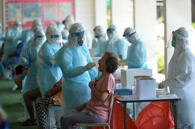 थाईलैंड में कोविड-19 के 13,798 नए मामले, 144 मौतें