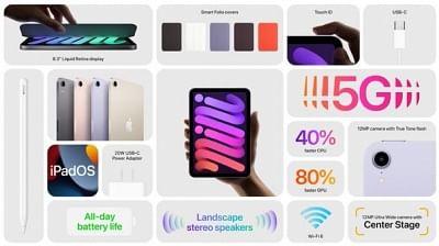 भारत में नया एप्पल आईपैड 30900 रुपये की शुरूआती कीमत के साथ लॉन्च