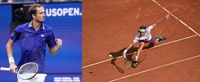 टेनिस : मेदवेदेव और सितसिपास ने एटीपी फाइनल्स के लिए किया क्वालीफाई