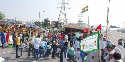 केंद्र सरकार को किसानों की बात सुनने के लिए मजबूर करेगा भारत बंद : राकेश टिकैत