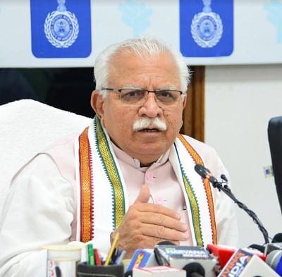 हरियाणा के मुख्यमंत्री ने छह फसलों के एमएसपी में बढ़ोतरी के लिए केंद्र का जताया शुक्रिया