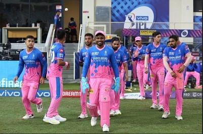 आईपीएल 2021 : रोमांचक मुकाबले में राजस्थान ने पंजाब को 2 रनों से हराया (लीड-3)