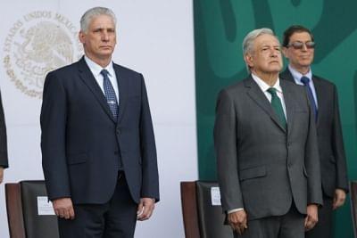 क्यूबा के राष्ट्रपति ने अमेरिकी प्रतिबंधों के बीच समर्थन के लिए मेक्सिको को दिया धन्यवाद