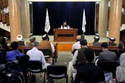 तालिबान 2.0 ने बुराई को छुपाने के लिए मंत्रालय में अच्छे लोगों को दी जगह
