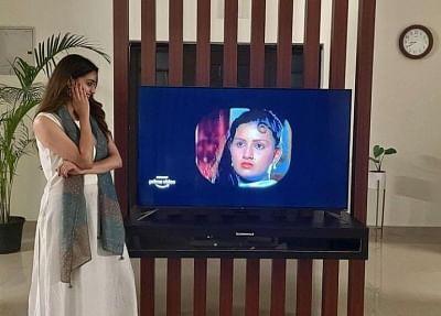 कीर्ति सुरेश ने अपनी मां के ब्रह्ममम का हिस्सा बनने के संकेत दिए