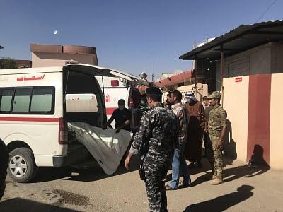 पूर्वी इराक में आईएस के हमलों में 3 सैनिकों की मौत