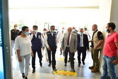 डब्ल्यूएचओ स्वास्थ्य सहायता के लिए विशेषज्ञों को लेबनान भेजेगा : ट्रेडोस