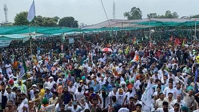 करनाल बार एसोसिएशन ने किसानों के आंदोलन को दिया समर्थन