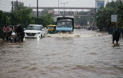 भाजपा सांसद ने उपराज्यपाल से दिल्ली में जलजमाव पर बैठक बुलाने को कहा