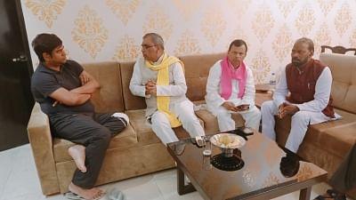 एसबीएसपी-वीआईपी की बढ़ती नजदीकियों को देख यूपी में निषाद पार्टी भाजपा की ओर बढ़ी