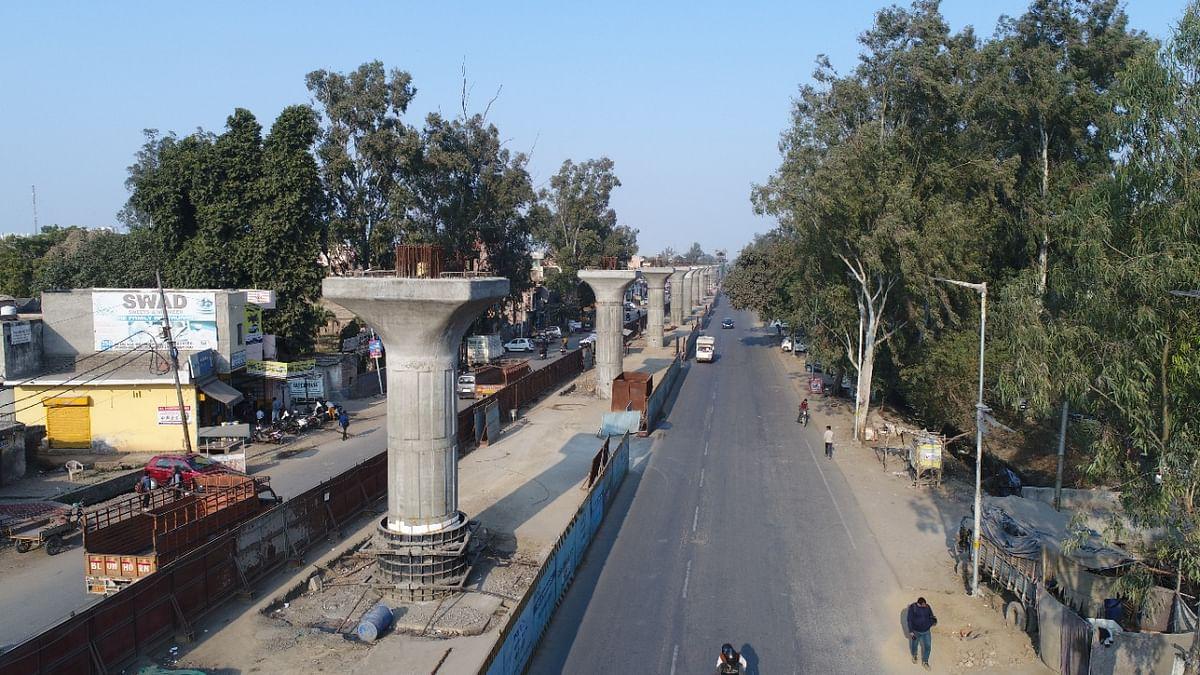 दिल्ली-गाजियाबाद-मेरठ कॉरीडोर परियोजना संचालित