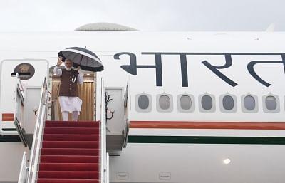 अमेरिका से लौटने पर हजारों भाजपा कार्यकर्ता हवाई अड्डे पर करेंगे मोदी का स्वागत
