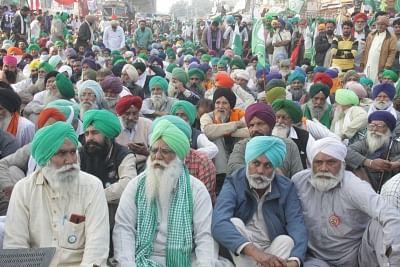 किसान नेताओं ने राजनीतिक दलों से पंजाब में चुनाव प्रचार स्थगित करने का किया आग्रह