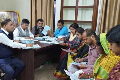 भवानीपुर के मतदाताओं को 40 हजार से अधिक पत्र भेजकर समर्थन मांग रही भाजपा