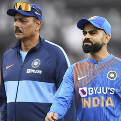 शास्त्री ने कोहली को सफेद गेंद की कप्तानी छोड़ने का दिया था सुझाव : रिपोर्ट