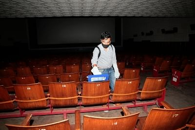 थिएटर, मल्टीप्लेक्स को पूर्ण रूप से चलाने की इजाजत देने पर विचार कर रहा कर्नाटक