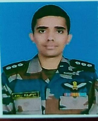 उधमपुर हेलीकॉप्टर दुर्घटना में शहीद हुए 2 अधिकारियों को सेना ने दी श्रद्धांजलि