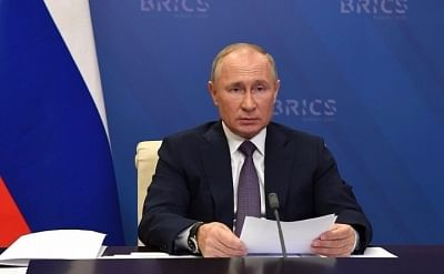 पुतिन, एर्दोगन ने अंतर्राष्ट्रीय सहयोग, द्विपक्षीय संबंधों पर चर्चा की